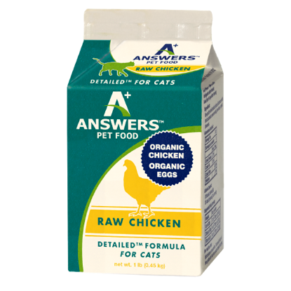 Detailed Chicken Formula For Cats - 1lb